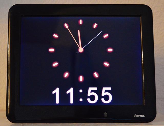elektroniczny pomiar czasu