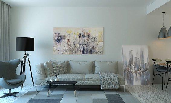 designerskie dodatki do modnego mieszkania