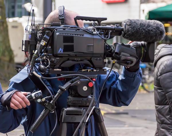 profesjonalny kamerzysta z Płocka