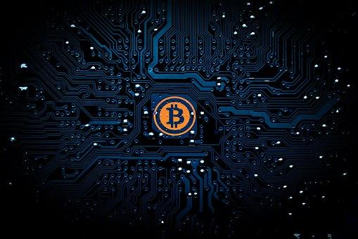 waluta bitcoin - koparka